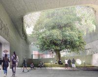 Dos proyectos finalistas para remodelar la Plaza de España