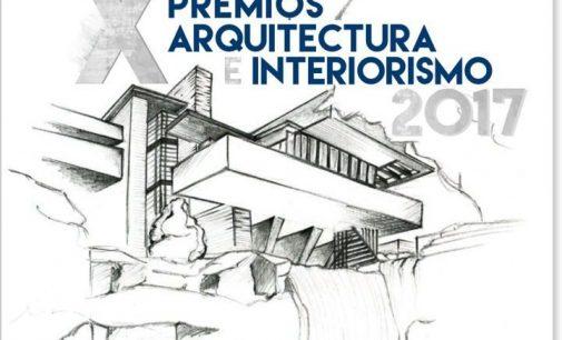 X Premios Arquitectura e Interiorismo 2017