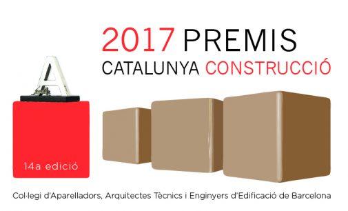 Premios Cataluña Construcción 2017