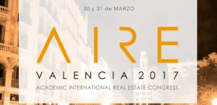 La UPV organiza el I Congreso Académico, Profesional e Internacional sobre el sector inmobiliario