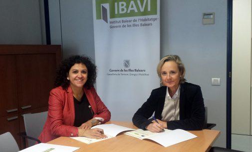 El IBAVI y el COAIB estudiarán la eficiencia energética de las viviendas de Baleares