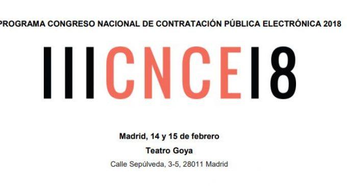 III Congreso Nacional de Contratación Pública Electrónica 2018