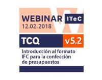 Webinar: Introducción al formato IFC para la confección de presupuestos