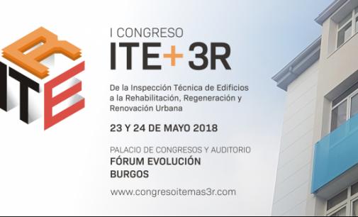 I Congreso Nacional sobre las Inspecciones Técnicas de Edificios, la Rehabilitación, la Regeneración y la Renovación Urbana