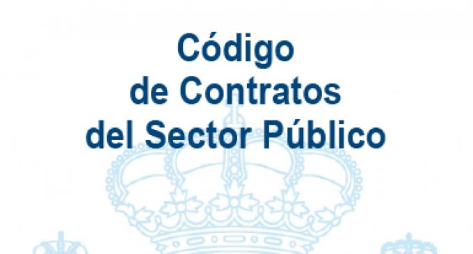 Actualización del Código de Contratos del Sector Público – Contratos Menores