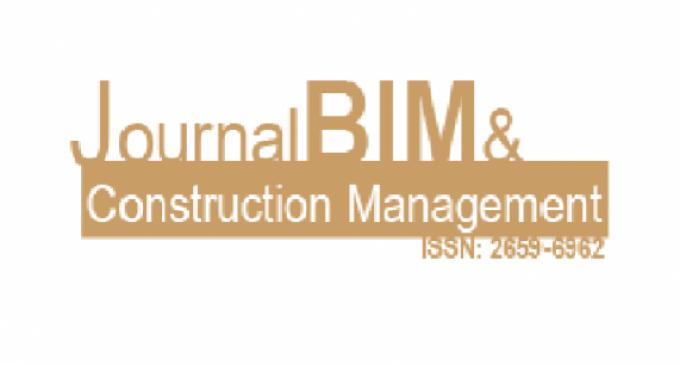Journal BIM, la primera revista digital académica sobre BIM en español