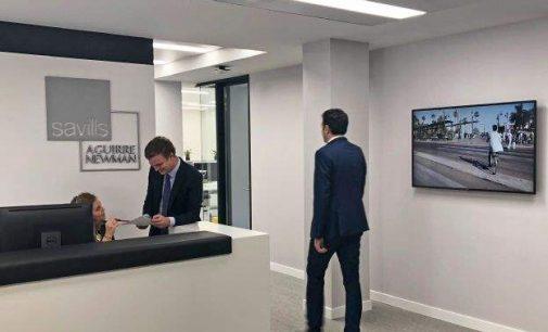 Savills Aguirre Newman inaugura su nueva sede en Málaga