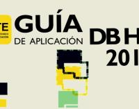 Nueva Guía de aplicación del DB-HE 2019