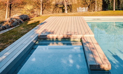 Como instalar una tarima exterior con madera composite