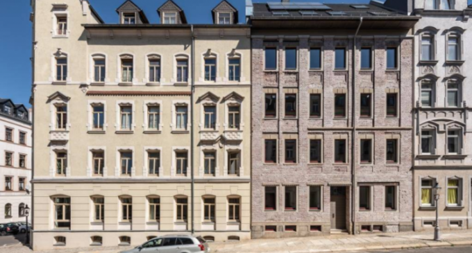 Casa Rossa Chemnitz
