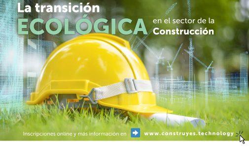 Congreso Construyes! 2021 La transición ecológica