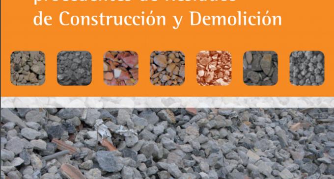Publicación: Recomendaciones para la utilización de hormigones con áridos reciclados