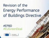 Revisión de la Directiva de eficiencia energética en edificios