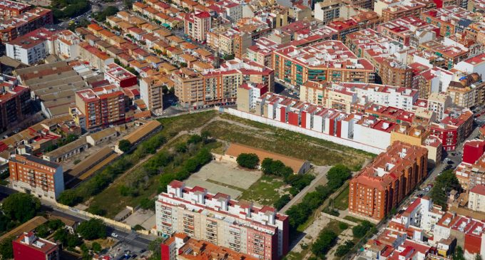 Sepes adjudica la urbanización del cuartel de Ingenieros de Valencia