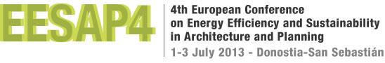 4º Congreso Europeo sobre Eficiencia Energética y Sostenibilidad en la Arquitectura y el Urbanismo