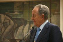 Juan Miguel Villar Mir, presidente de OHL Fuente: IIE