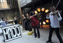 Adif convierte un taller neomudéjar en un centro de arte de vanguardia en Madrid