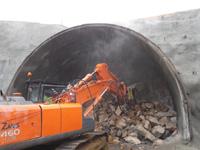 Adif inicia la excavación del túnel de Lubián en Zamora