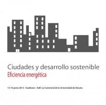 CIDES 2013 CIUDADES Y DESARROLLO SOSTENIBLE EFICIENCIA ENERGÉTICA