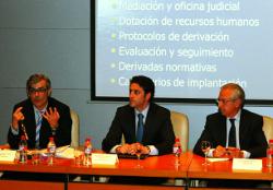 Clausura del primer curso de Mediación para Ingenieros realizado en España