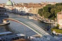 El 13 de noviembre se celebrará la vista contra Santiago Calatrava por el puente de Venecia