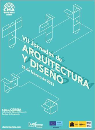 El 28 de febrero se ccelebran las VII Jornadas de Arquitectura y Diseño
