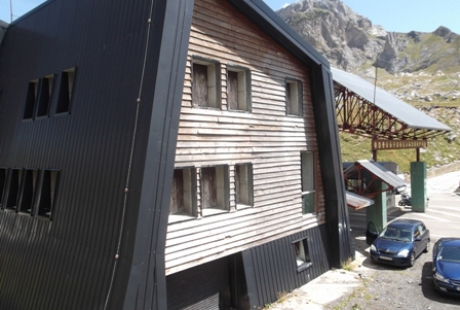 El Espacio Portalet adjudica la redacción de los proyectos de rehabilitación de la antigua aduana y de construcción del edificio polivalente anexo