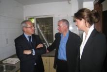 El Plan de Gestión Social de la Vivienda promueve la rehabilitación de viviendas de camineros en Fraga