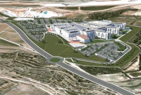 El nuevo hospital de Teruel comenzará a construirse entre mayo y junio de este año