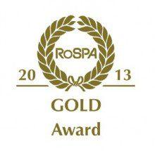 Exito de Ferrovial Agroman en los Premios RoSPA 2013