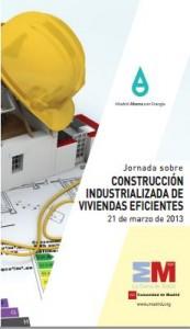 Fenercom organiza una jornada sobre Construcción Industrializada de Viviendas Eficientes