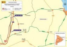 Fomento aprueba el proyecto para aumentar la capacidad de la N-II entre Mendiyà y Orriols, en Girona