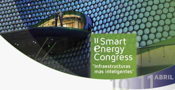 II Smart Energy Congress: Eficiencia Energética en Infraestructuras más inteligentes