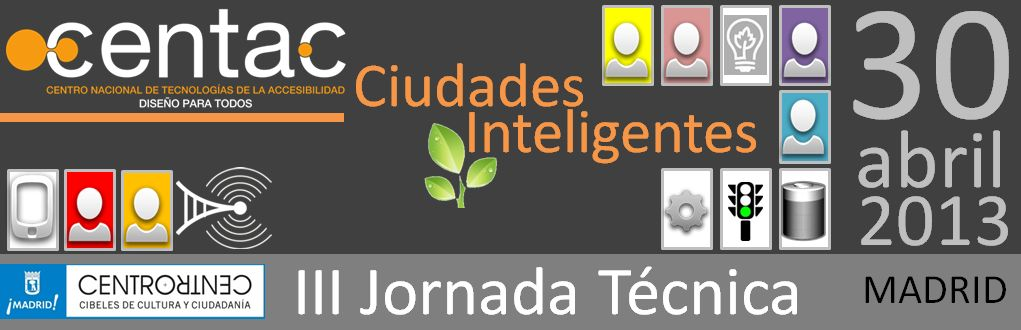 III Jornada Técnica Ciudades Inteligentes