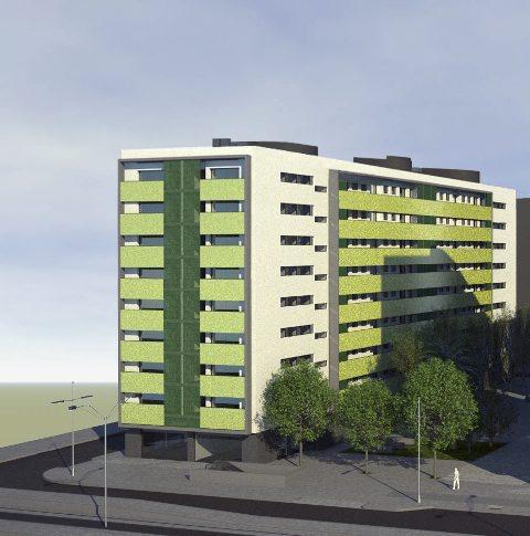 INCASÒL inicia las obras de 28 nuevas viviendas protegidas en Badalona, en el Barcelonès