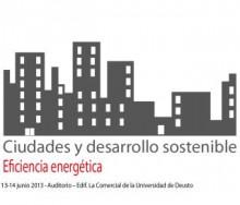 IV Jornada CIDES 2013 Ciudades y Desarrollo Sostenible - Eficiencia Energética