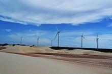 Iberdrola construye tres Parques Eólicos en Brasil