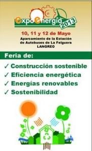 Inauguración Feria Expoenergía 2013