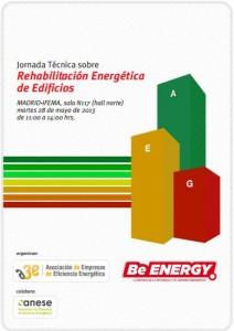 Jornada Técnica sobre Rehabilitación Energética de Edificios