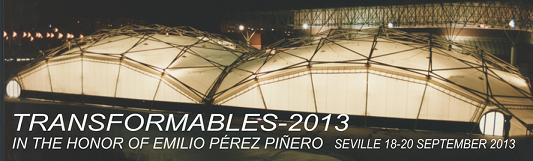 La Conferencia Transformables 2013 cuenta con un concurso para estudiantes sobre la arquitectura transformable
