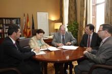 La Diputación de Alicante impulsa líneas de ahorro y eficiencia energética en los sectores de la provincia