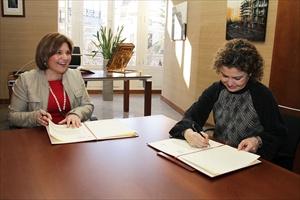 La Generalitat Valenciana podrá acceder telemáticamente a la base de datos de los Registradores de la Propiedad