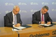 La Rioja firma un convenio con los registradores para la notificación telemática de actuaciones urbanísticas