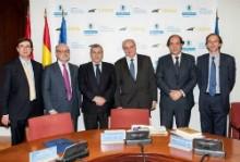 La UPM y Ferrovial colaboran en el desarrollo de proyectos innovadores en autopistas