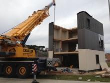 Nuevo sistema constructivo modular con estructura de madera se presenta el próximo 5 de abril