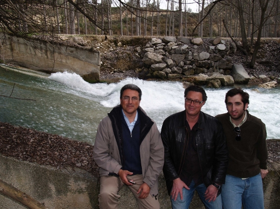 Patentan un nuevo sistema para construir presas hidráulicas inflables