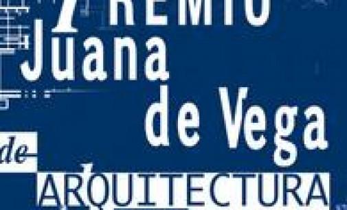 Convocado el Premio de Juana de Vega de Arquitectura 2013