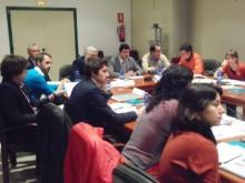 Representantes de Re-Green visitan Extremadura interesados en las medidas para la eficiencia energética en edificios
