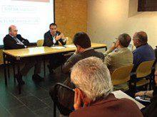 Navarra promueve obras de infraestructuras en el Pirineo