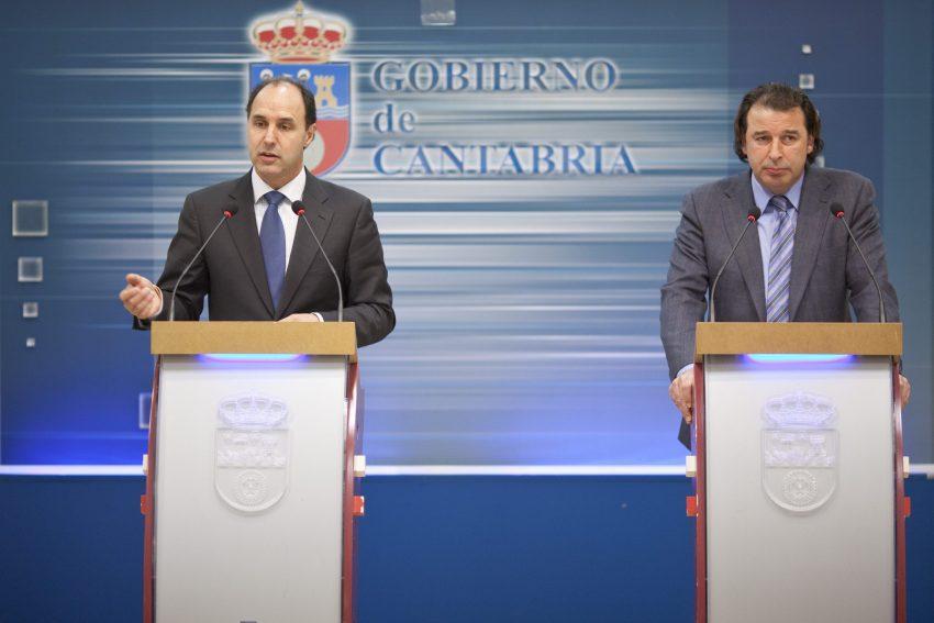 Cantabria destina 64 millones a reactivar el sector de la construcción